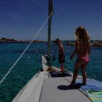 escursione in barca a vela alla maddalena