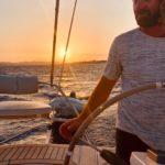 Tramonti in barca a vela Palau