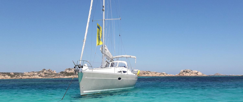 Gita in Barca a Vela Arcipelago Maddalena