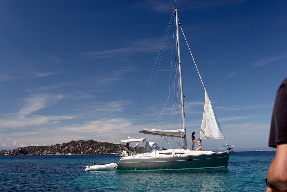 barca a vela costa smeralda