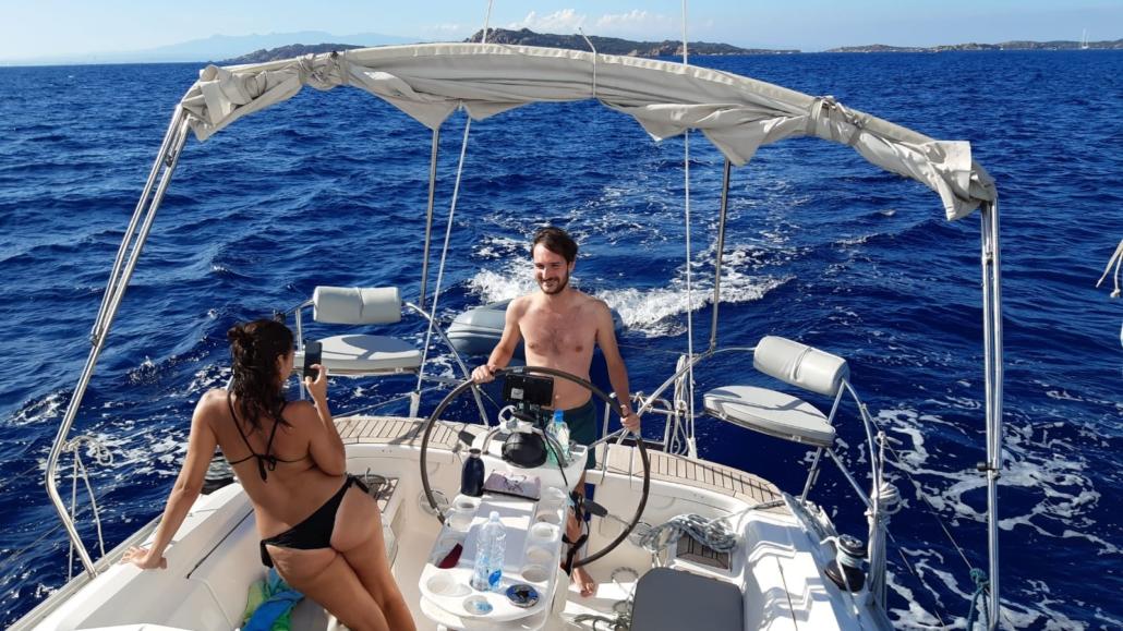 gita alle isole Maddalena